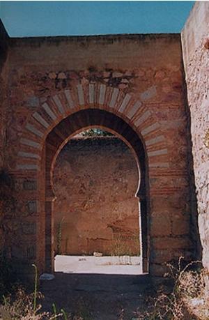 Puerta de Yelbes