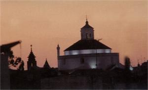 Cúpula de la Iglesia de la Concepción
