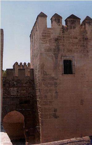 Torre Albarrama de la Alcazaba