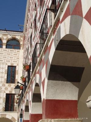 Arcos de la Plaza alta