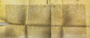 Carta de privilegio del treinta y cinco Maestre de la Orden de Santiago, Don Lorenzo Suárez de Figueroa (1385-1410). Ediciión facsimilar. Ayuntamiento de Badajoz. 2002.