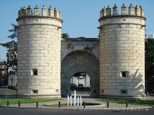 Ayuntamiento de badajoz - Puertas las palmas ...
