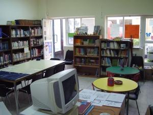 Biblioteca de la Barriada de LLera