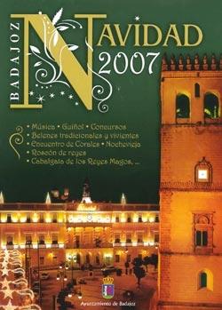 Cartel de Navidad 2007