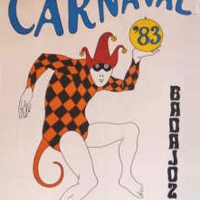 Cartel Carnaval 1983