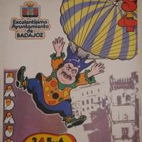 Cartel Carnaval 1984