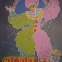 Cartel Carnaval 1988