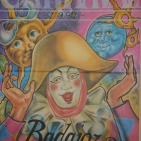 Cartel Carnaval 1991