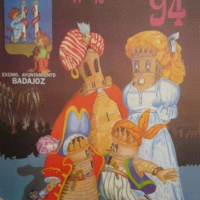 Cartel Carnaval 1994