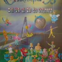 Cartel Carnaval 1995