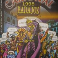 Cartel Carnaval 1998