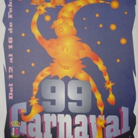 Cartel Carnaval 1999