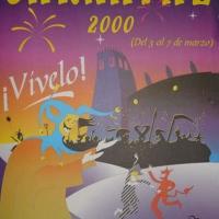 Cartel Carnaval 2000
