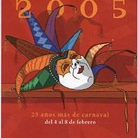 Cartel Carnaval 2005