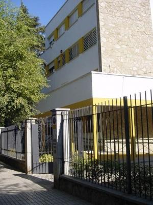 Fachada edificio de Juventud