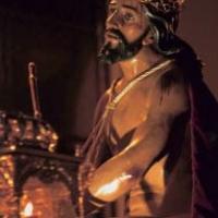 SANTÍSIMO CRISTO ECCE-HOMO. FOTO: José Antonio Gil Celedonio