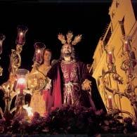 ORACIÓN EN EL HUERTO. (Cristo de la Humildad). Talla anónima S. XVII. FOTO: Miguel Ángel Rodríguez Plaza