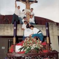 SANTÍSIMO CRISTO DE LA ANGUSTIA. FOTO: Guillermo Francisco Trabadela Gómez