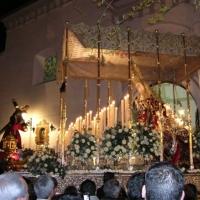 Cristo de la Espina y Virgen de la Amargura