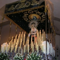 Virgen. Semana Santa 2007