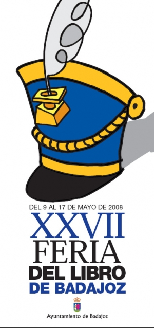 Portada libreto informativo XXVII Feria del Libro