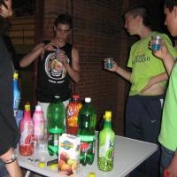 Cocteles sin alcohol. Vive la Noche en Badajoz