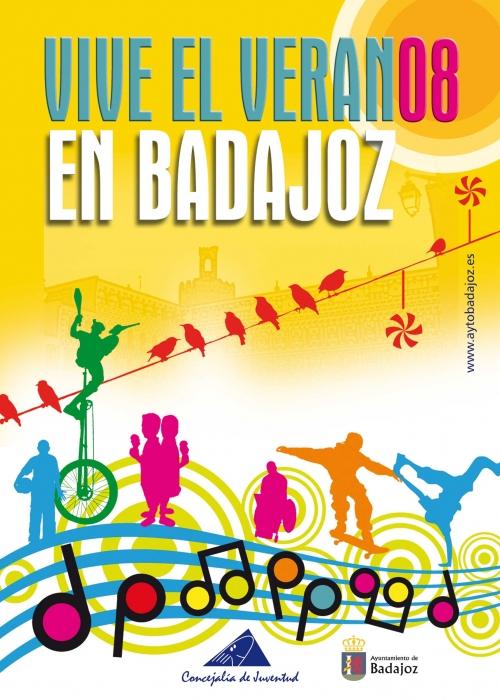 Cartel VVB edicion 2008