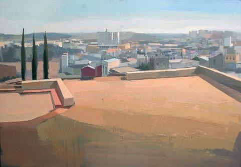 IX Concurso de Pintura al Aire Libre Ciudad de Badajoz