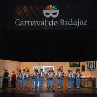 Concurso de Murgas Preliminares 10-02-2009