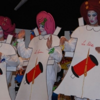 Concurso de Murgas Semifinales 17-02-2009
