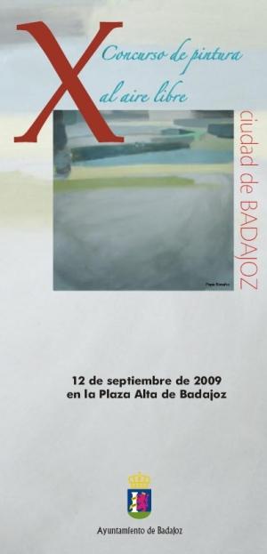 X Concurso Pintura al Aire Libre