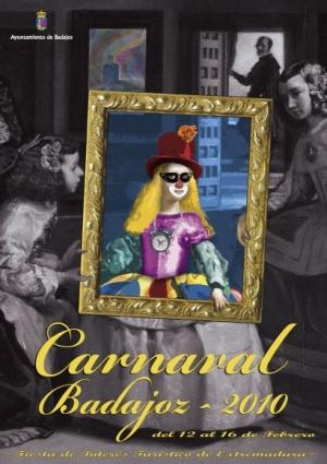 Cartel Carnaval 2010