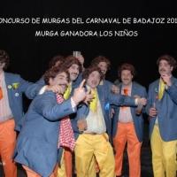 Murga Ganadora Final Concurso de Murgas 12/02/10 - Alos que la crisis no les ha afectado - Los Niños - 0