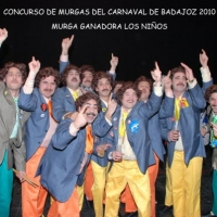 Murga Ganadora Final Concurso de Murgas 12/02/10 - Alos que la crisis no les ha afectado - Los Niños - 1