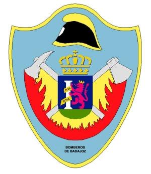 Escudo Bomberos de Badajoz