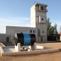Torre y depósito prácticas
