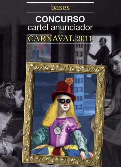Concurso del Cartel Anunciador del Carnaval 2011
