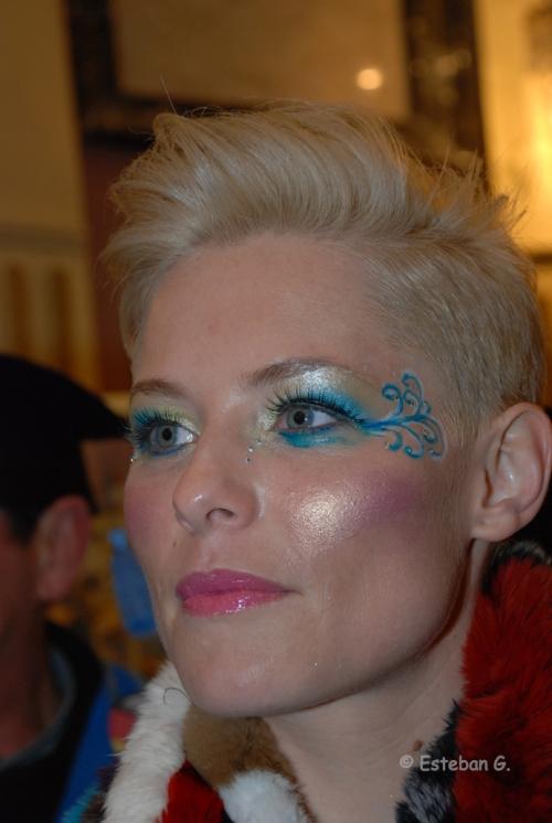 Soraya Arnelas, pregonera del Carnaval 2011