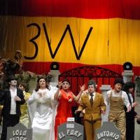 3W Un Musical de Muerte - Murga ganadora del Concurso de Murgas del Carnalval 2011 - 2