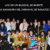 3W Un Musical de Muerte - Murga ganadora del Concurso de Murgas del Carnalval 2011 - 8