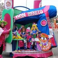 Carnaval 2011 - Desfile de Comparsas, Grupos Menores y Artefactos - 1