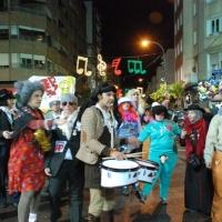 Carnaval 2011 - Desfile de Comparsas, Grupos Menores y Artefactos - 2