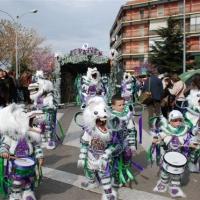 Carnaval 2011 - Desfile de Comparsas, Grupos Menores y Artefactos - 11