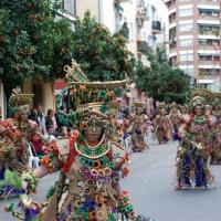Carnaval 2011 - Desfile de Comparsas, Grupos Menores y Artefactos - 14