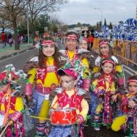 Carnaval 2011 - Desfile de Comparsas, Grupos Menores y Artefactos - 31