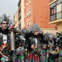Carnaval 2011 - Desfile de Comparsas, Grupos Menores y Artefactos - 38