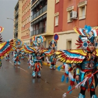 Carnaval 2011 - Desfile de Comparsas, Grupos Menores y Artefactos - 40