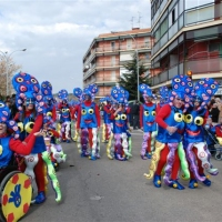 Carnaval 2011 - Desfile de Comparsas, Grupos Menores y Artefactos - 47