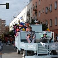 Carnaval 2011 - Desfile de Comparsas, Grupos Menores y Artefactos - 84
