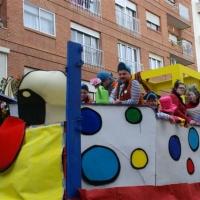 Carnaval 2011 - Desfile de Comparsas, Grupos Menores y Artefactos - 86